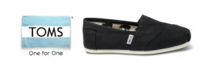 TOMS: $10 Off Coupon