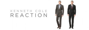 Kenneth Cole Men's Suits: $99