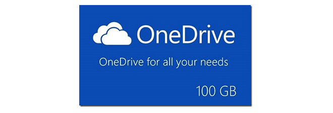 200GB OneDrive Cloud Storage: Free