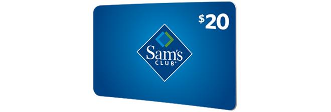 Sam's club membership deals 2018