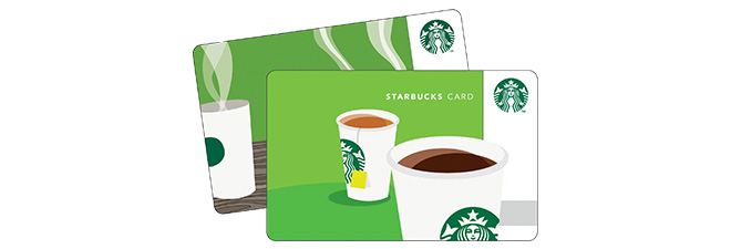 Starbucks gift cards 12 off negle Images