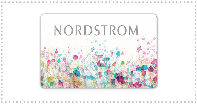 Nordstrom: Free $10 Gift Card
