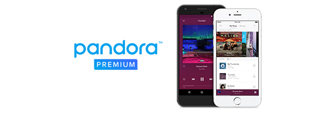 3-Mo  Pandora Premium Subscription: Free