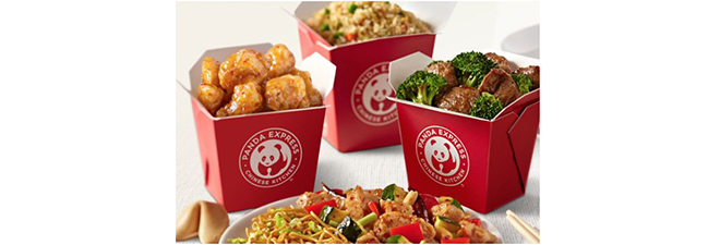 Panda Express Family Feast 25 Off