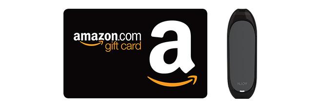 $28 Amazon Gift Card + Vape: $20